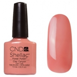 CND Shellac™ (Open Road) Clay Canyon