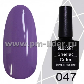 Гель-лак Shellac BlueSky (Серия М) №047