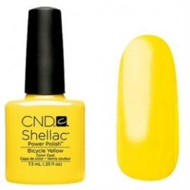 CND Shellac™ (Paradise) Bicycle Yellow