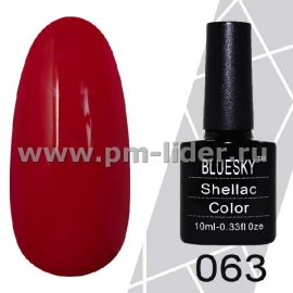 Гель-лак Shellac BlueSky (Серия М) №063