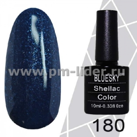 Гель-лак Shellac BlueSky (Серия М) №180